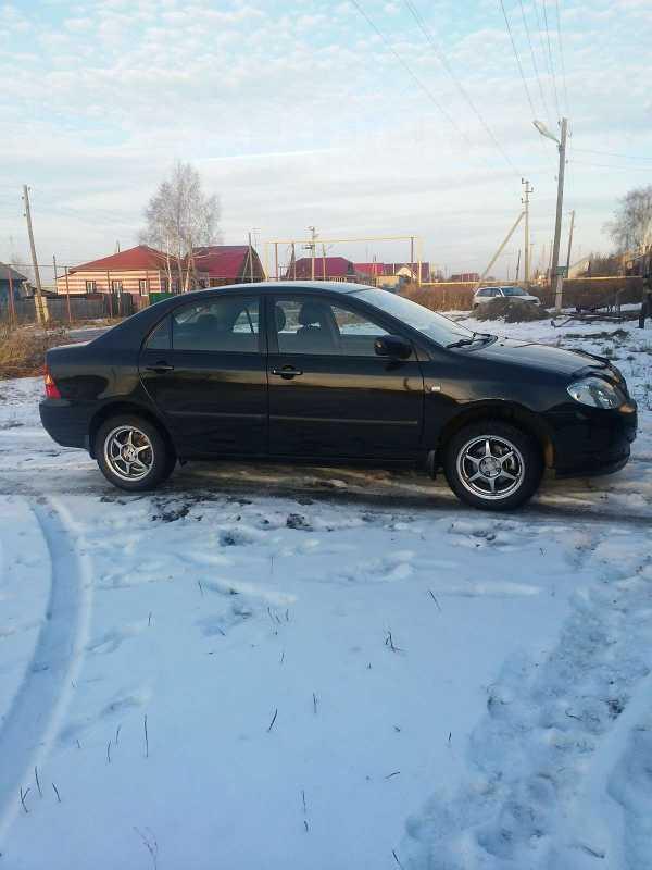 Toyota Corolla, 2003 год, 425 000 руб.
