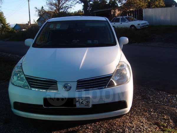 Nissan Tiida Latio, 2006 год, 280 000 руб.