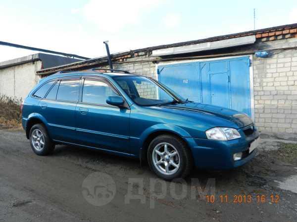 Mazda Familia, 1998 год, 190 000 руб.