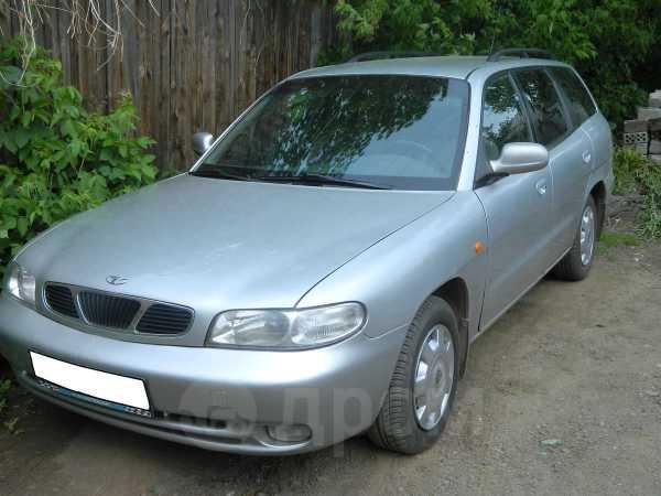 Daewoo Nubira, 1997 год, 115 000 руб.
