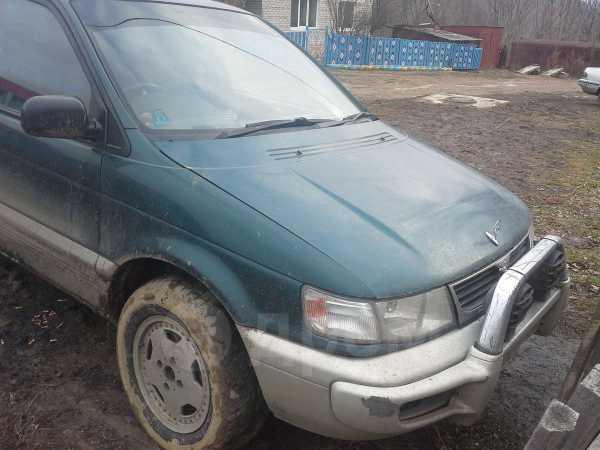 Mitsubishi Chariot, 1993 год, 35 000 руб.