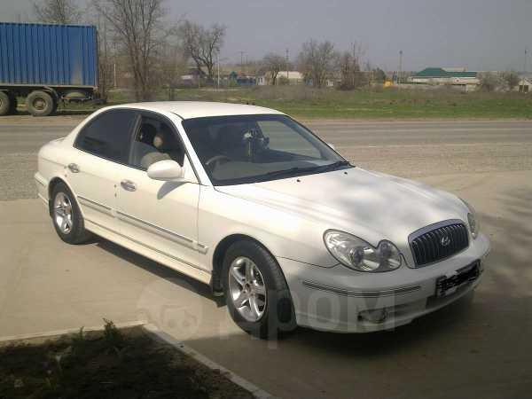 Hyundai Sonata, 2004 год, 260 000 руб.