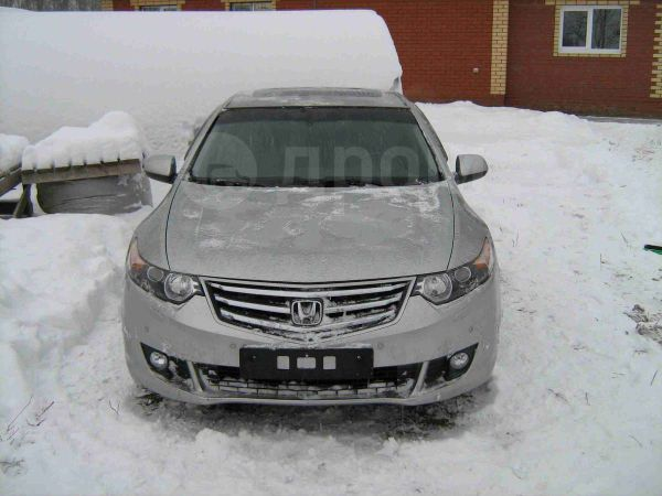 Honda Accord, 2008 год, 760 000 руб.