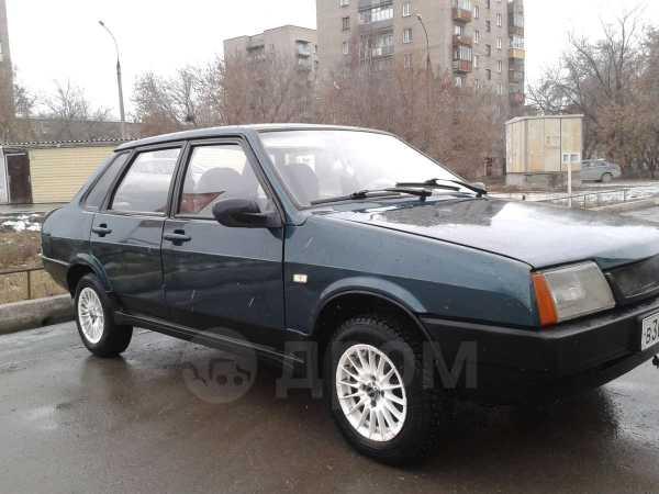 Лада 21099, 1996 год, 105 000 руб.