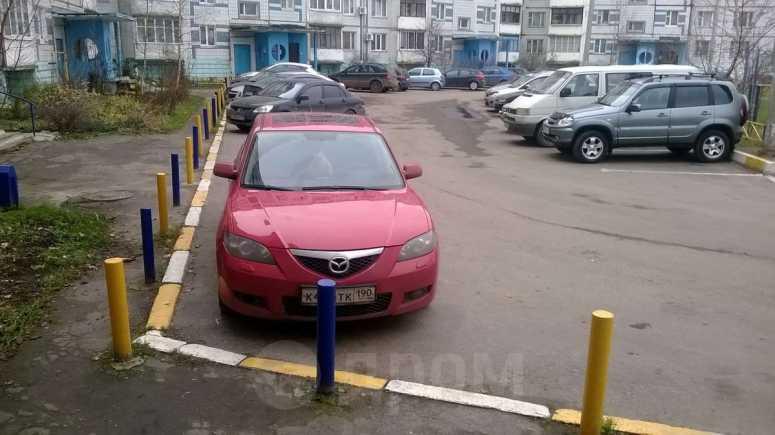 Mazda Mazda3, 2004 год, 320 000 руб.