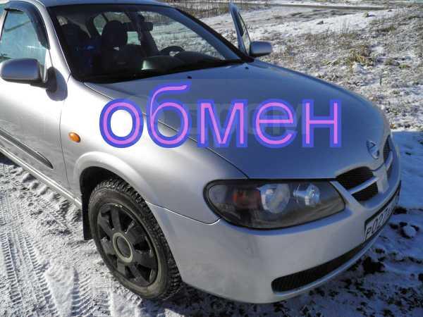 Nissan Almera, 2003 год, 300 000 руб.