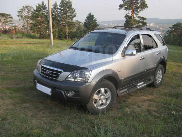 Kia Sorento, 2007 год, 645 000 руб.