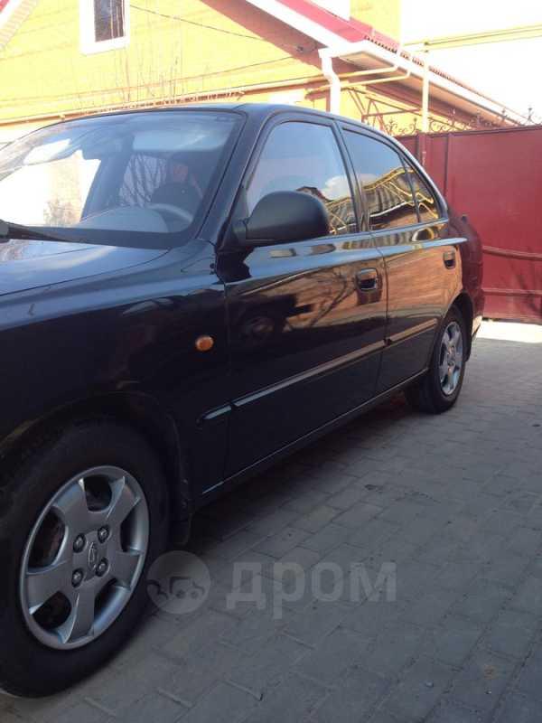 Hyundai Accent, 2007 год, 293 000 руб.