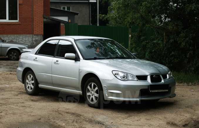 Subaru Impreza, 2007 год, 480 000 руб.