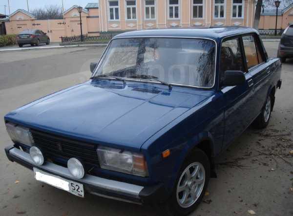 Лада 2105, 2004 год, 65 000 руб.