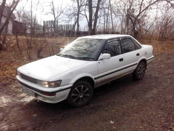 Toyota Sprinter, 1990 год, 70 000 руб.