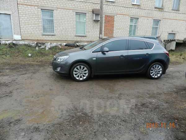 Opel Astra, 2010 год, 565 000 руб.