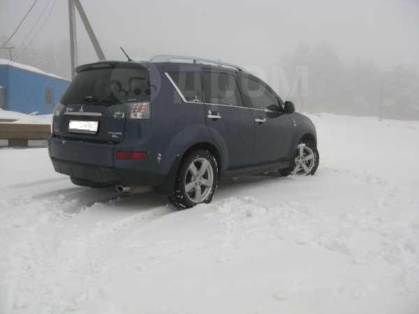 Mitsubishi Outlander, 2008 год, 800 000 руб.