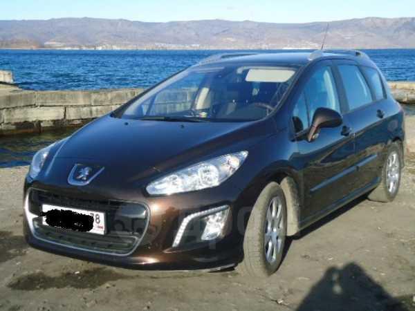 Peugeot 308, 2011 год, 505 000 руб.
