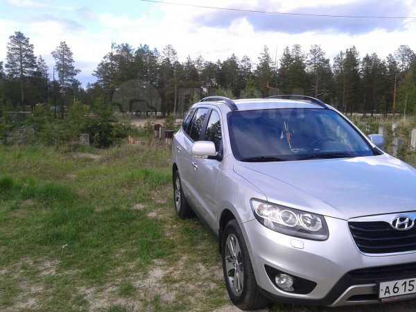 Hyundai Santa Fe, 2011 год, 1 200 000 руб.