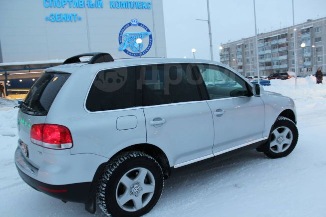 Volkswagen Touareg, 2007 год, 955 555 руб.