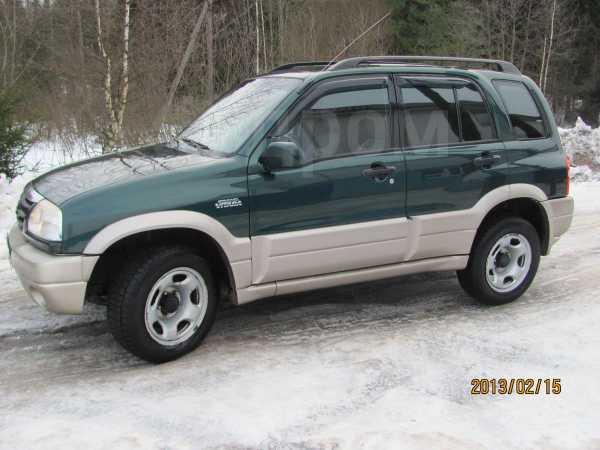 Suzuki Grand Vitara, 2001 год, 415 000 руб.