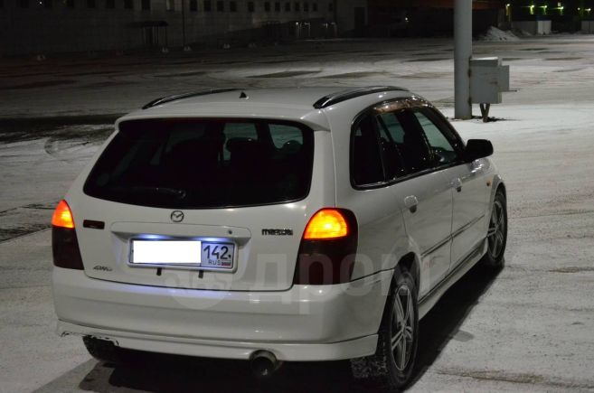 Mazda Familia S-Wagon, 2001 год, 200 000 руб.
