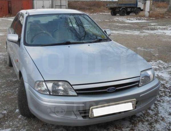 Ford Laser, 1999 год, 190 000 руб.