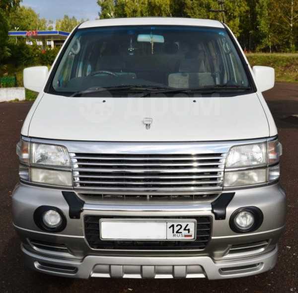Nissan Elgrand, 2001 год, 280 000 руб.