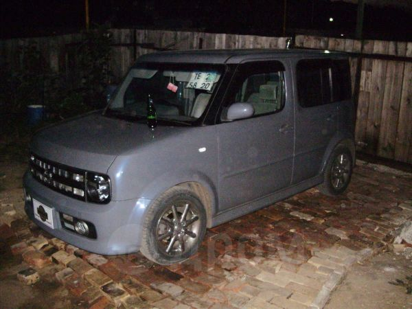 Nissan Cube, 2005 год, 250 000 руб.