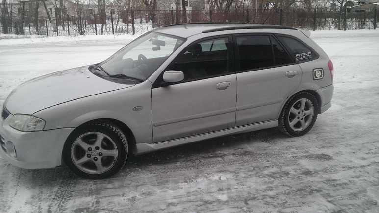 Mazda Familia S-Wagon, 2000 год, 220 000 руб.