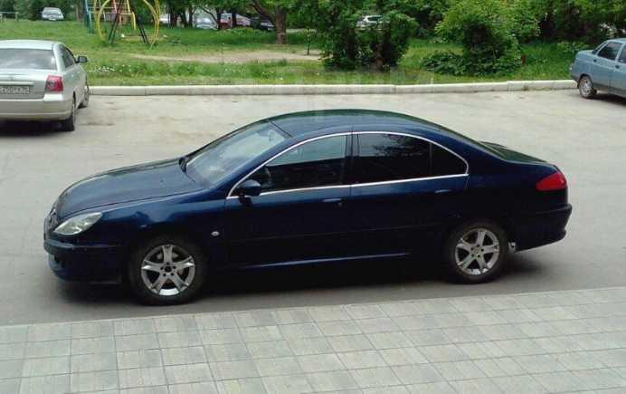 Peugeot 607, 2001 год, 200 000 руб.