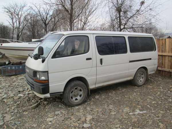 Toyota Hiace, 1993 год, 117 000 руб.