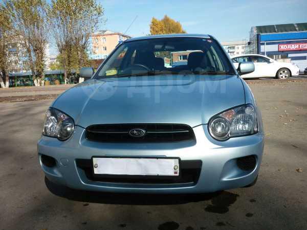 Subaru Impreza, 2004 год, 305 000 руб.