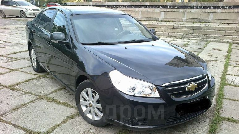 Chevrolet Epica, 2011 год, 475 000 руб.