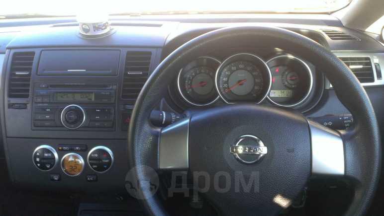 Nissan Tiida Latio, 2007 год, 275 000 руб.