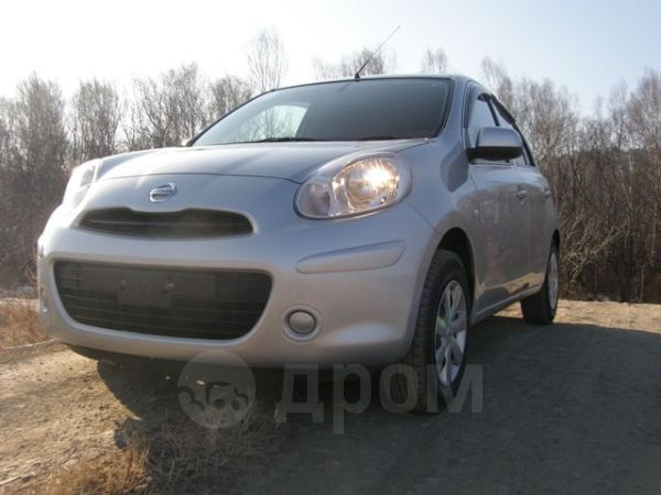 Nissan March, 2010 год, 270 000 руб.