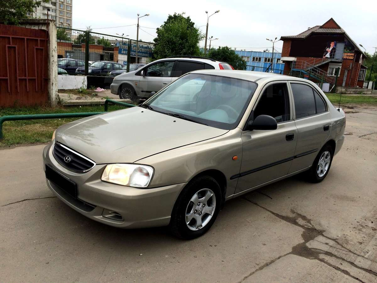 Хендай акцент автосалон в москве авто в москве в автосалонах подержанные