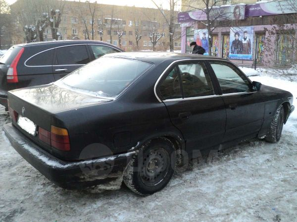 BMW 5-Series, 1988 год, 80 000 руб.