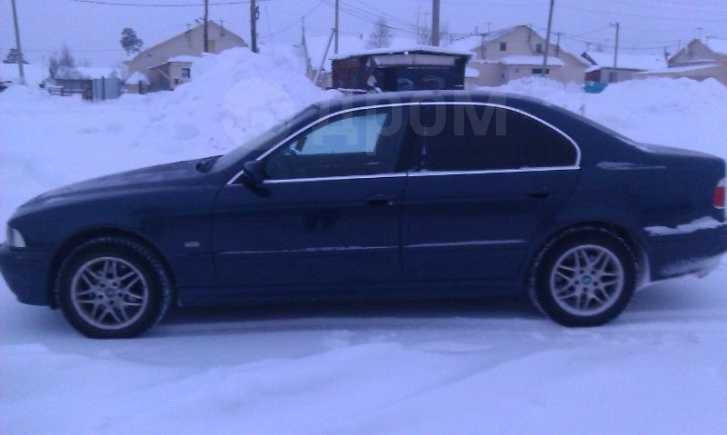BMW 5-Series, 2002 год, 425 000 руб.