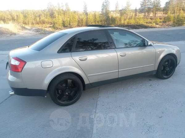 Audi A4, 2003 год, 460 000 руб.