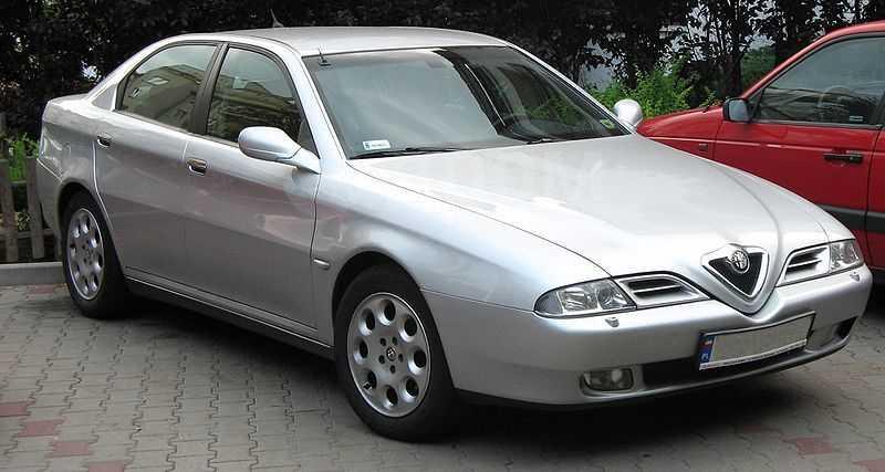 Alfa Romeo 166, 1999 год, 200 000 руб.