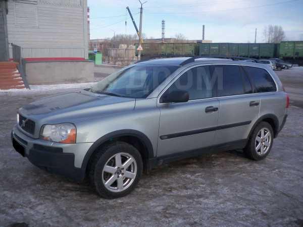 Volvo XC90, 2003 год, 570 000 руб.