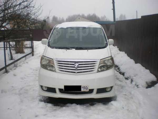 Toyota Alphard, 2002 год, 600 000 руб.