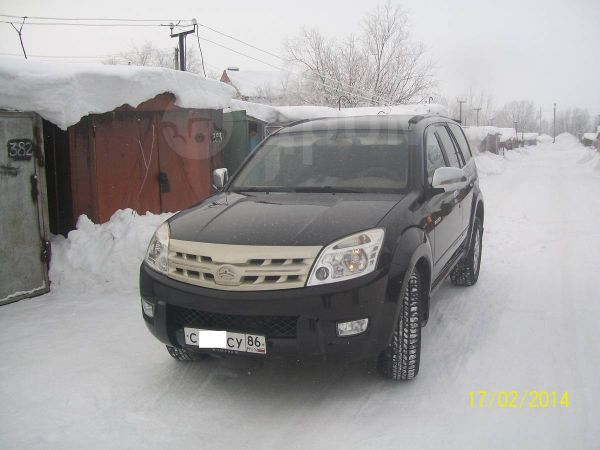 Great Wall Hover, 2008 год, 490 000 руб.