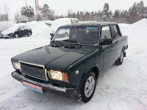 Лада 2107, 2008 год, 112 000 руб.