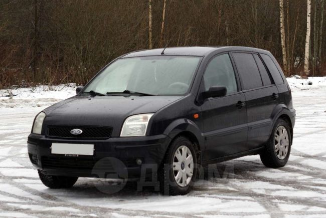 Ford Fusion, 2004 год, 225 000 руб.