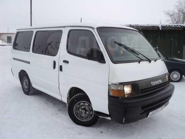 Toyota Hiace, 1991 год, 185 000 руб.