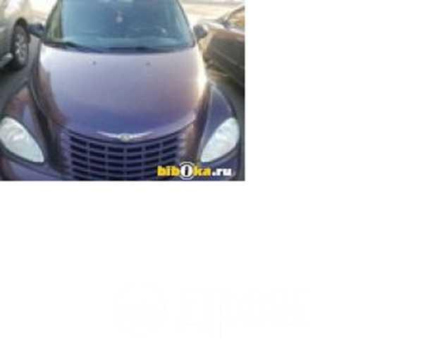 Chrysler PT Cruiser, 2003 год, 240 000 руб.