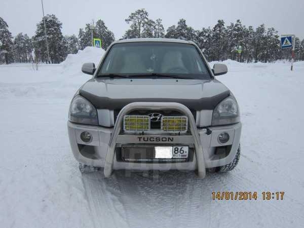 Hyundai Tucson, 2004 год, 550 000 руб.