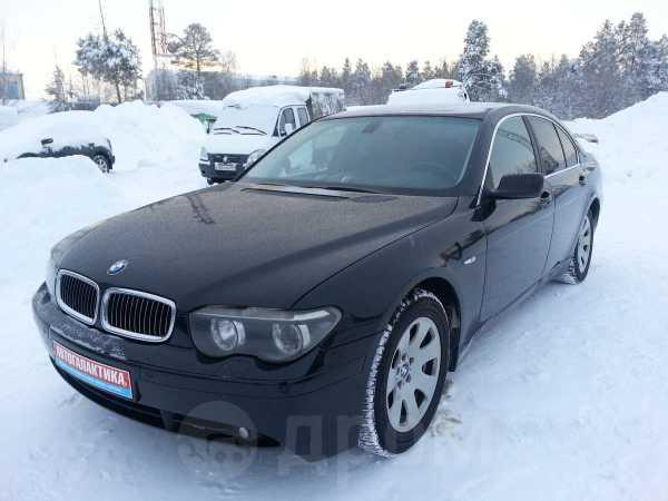 BMW 7-Series, 2004 год, 585 000 руб.