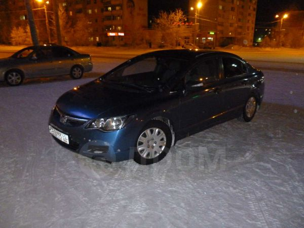 Honda Civic, 2006 год, 415 000 руб.