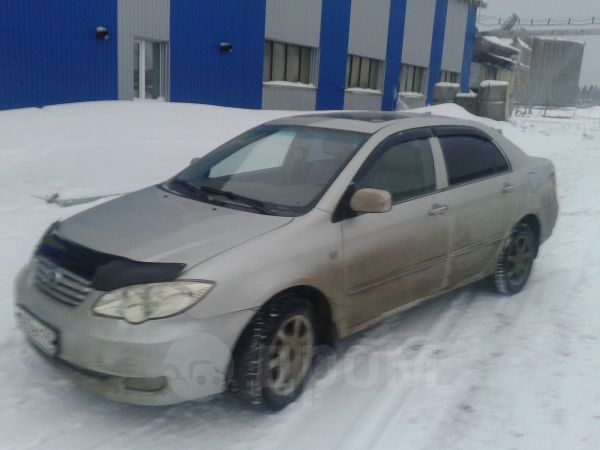 BYD F3, 2008 год, 360 000 руб.