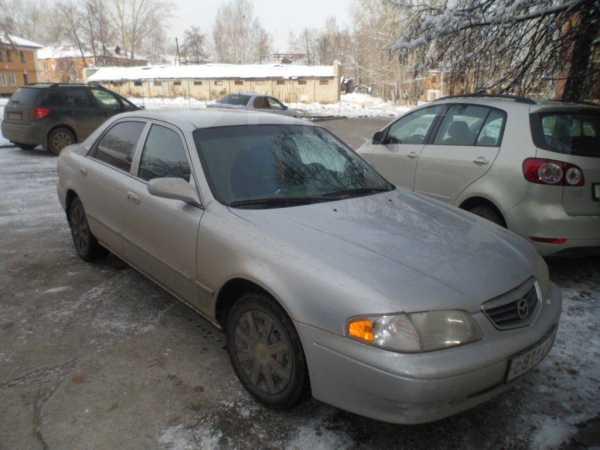 Mazda 626, 2001 год, 220 000 руб.
