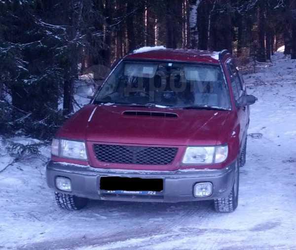 Subaru Forester, 1998 год, 195 000 руб.